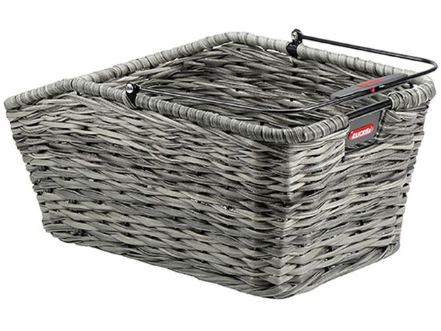 KlickFix Structura GT Cesta clip de cesta, grey